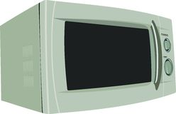 Microwave Stock Photography