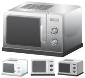 Microwave Royalty Free Stock Images