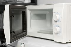Microwave Royalty Free Stock Photography