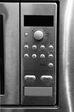 Microwave control panel Stock Photos