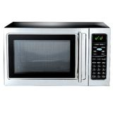 Microwave oven Royalty Free Stock Images