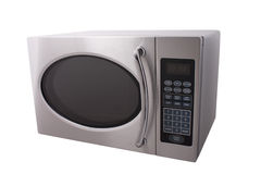 Microwave oven stock photos