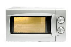 Microwave oven or microwaves Stock Photography