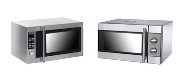 Microwave ovens Royalty Free Stock Images