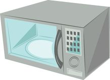 Microwave Royalty Free Stock Image