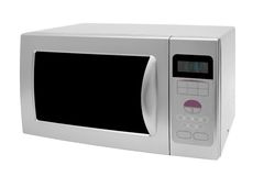Microwave stove Stock Photography
