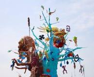 Mictlantecuhtli Foto de archivo libre de regalías