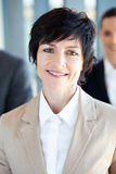 Mid age businesswoman Royalty Free Stock Images