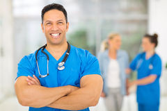 Mid age doctor Royalty Free Stock Photography