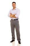 Mid age man Stock Photo