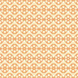 Mid autumn ancient lotus element seamless pattern Royalty Free Stock Image
