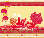 Mid-Autumn Festival for Chinese New Year Royalty Free Stock Photos