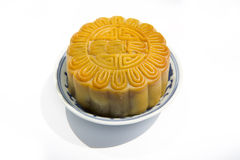 The Mid-Autumn festival-diy moon cakes Royalty Free Stock Image