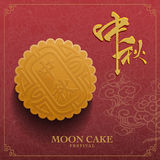 Mid autumn festival. Graphic useful for your project design work. come with layers Royalty Free Stock Photo