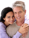 Mid couple. Stock Images