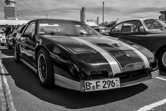 Mid-engined sports car Pontiac Fiero GT Stock Images