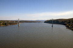 Mid-Hudson Bridge Royalty Free Stock Image