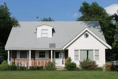 Mid-range Home Royalty Free Stock Image