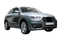 Mid Size Car royalty free stock photos