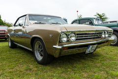 Mid-size car Chevrolet Chevelle Stock Photos