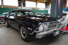Mid-size car Chevrolet Chevelle SS396 Hardtop Coupe Royalty Free Stock Photos