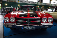 Mid-size car Chevrolet Chevelle SS3454 Hardtop Coupe Royalty Free Stock Photo
