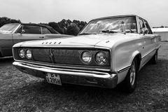 Mid-size car Dodge Coronet 440, 1967 Stock Images