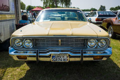 Mid-size car Plymouth Satellite Custom Royalty Free Stock Photography