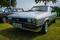 Mid-size coupe Ford Capri. Stock Photo