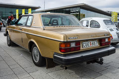 Mid-size luxury car Volvo 262C by Bertone, 1979. Royalty Free Stock Image