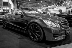 Mid-size luxury sports car Mercedes-Benz E500 A207, 2010. Stock Images