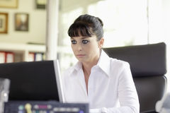 Mid thirties female professional Stock Photography