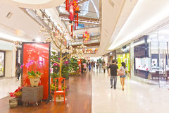 Mid Valley Shopping Mall Stock Photography