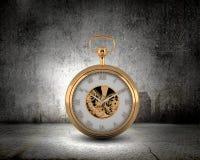 Mida el tiempo del concepto Imagen de archivo