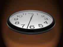 Mida el tiempo vuela Foto de archivo