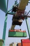 midair контейнера Стоковая Фотография RF