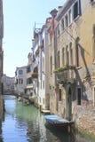 Middagar i Venedig Royaltyfria Bilder