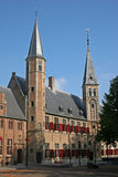 Middelburg, Holland Royalty Free Stock Photo
