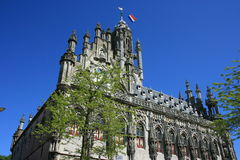Middelburg In Holland Royalty Free Stock Images