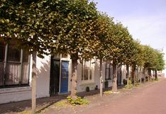 Middelburg nei Paesi Bassi immagine stock libera da diritti