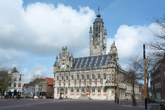 Middelburg Town Stock Photo