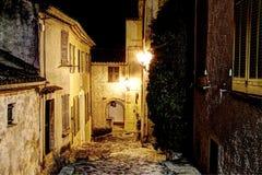 Middeleeuws dorp van Biot royalty-vrije stock foto