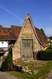 Middeleeuws Dorp van Heilige Martin de Vers, Partij, Frankrijk Stock Foto