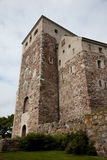 Middeleeuws kasteel Royalty-vrije Stock Fotografie