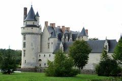 Middeleeuws kasteel. royalty-vrije stock fotografie