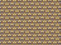 Middeleeuws Patroon Stock Afbeeldingen