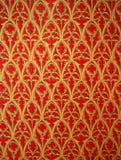 Middeleeuws patroon Royalty-vrije Stock Afbeelding