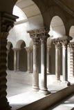 Middeleeuwse architectuur Royalty-vrije Stock Foto's