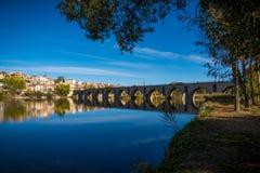 Middeleeuwse en historische stad in het centrum van Spanje Stock Fotografie