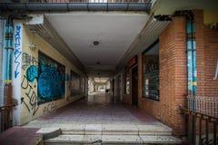 Middeleeuwse historische stad van Zamora in Spanje Royalty-vrije Stock Foto